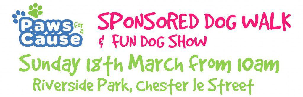 Paws for a Cause Charity Walk
