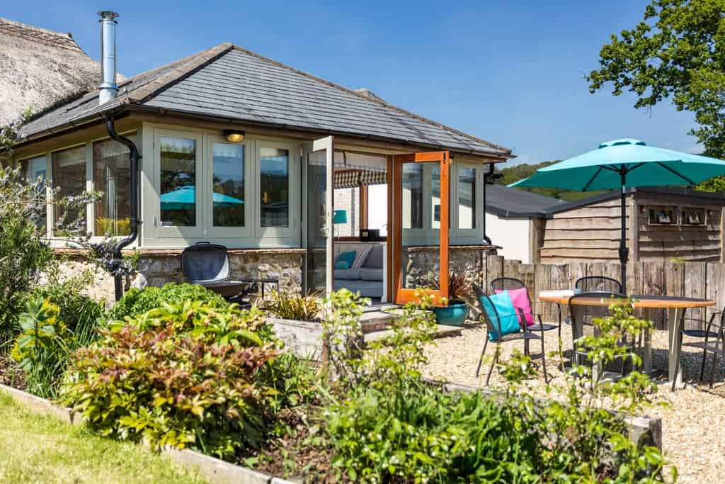 Higher Wiscombe Dog Friendly Holiday Cottages Devon