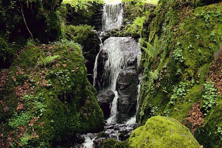 Clam Pitt Falls