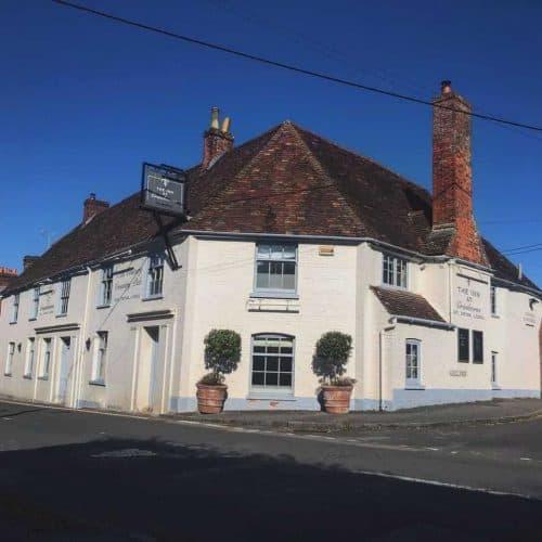 The Inn at Cranborne Dog Friendly Pub Dorset