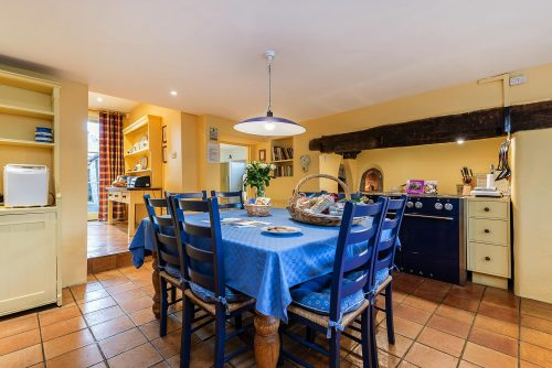 Cossington Park Breakfast Room Dog Friendly Somerset