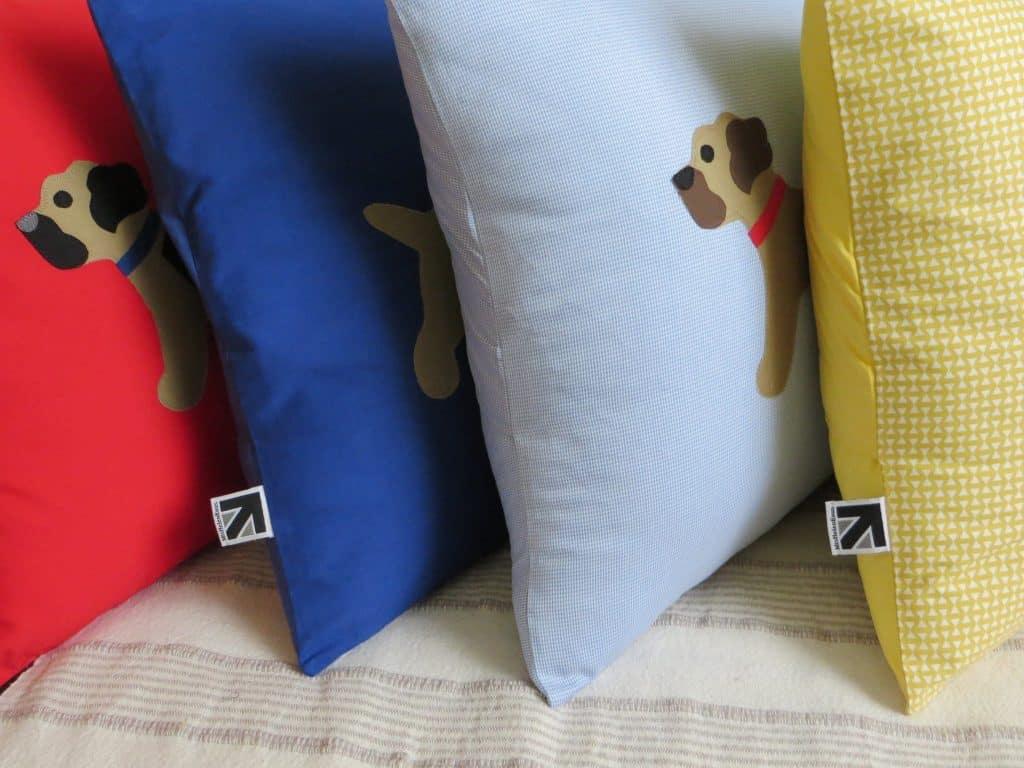 MisHelenEous Handmade Dog Breed Cushions