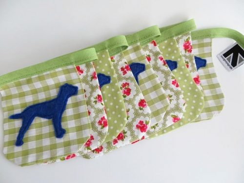 MisHelenEous Dog Bunting