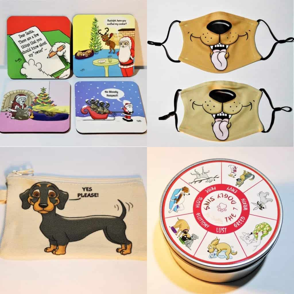 Fun Dog Gifts Scotty's Cartoons
