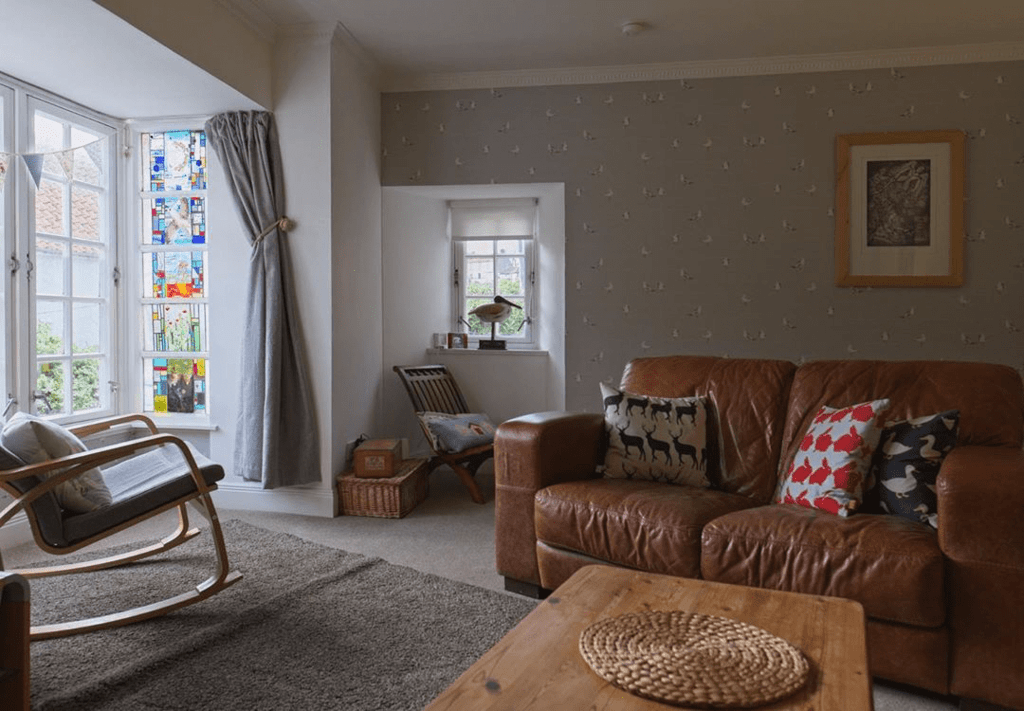 The Nethergate Dog Friendly Cottage Fife