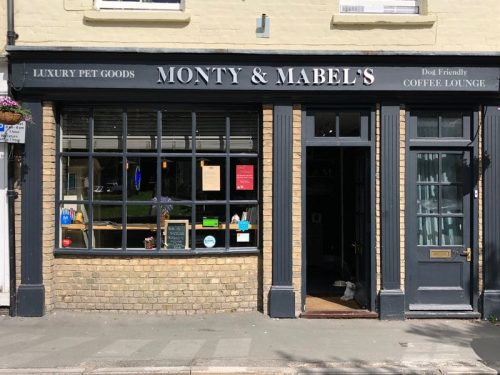 Monty and Mabels Dog Friendly Coffee Shop Wilton