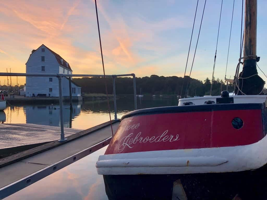 Gangplank Twee Gebroeders Dog Friendly Barge