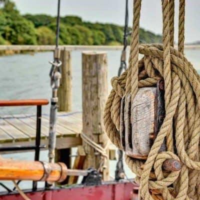 Dog Friendly Barge Suffolk