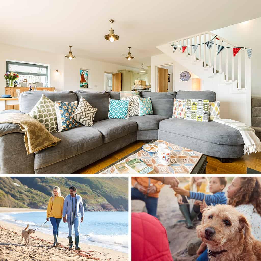Coastal Cottages Dog Friendly Pembrokeshire