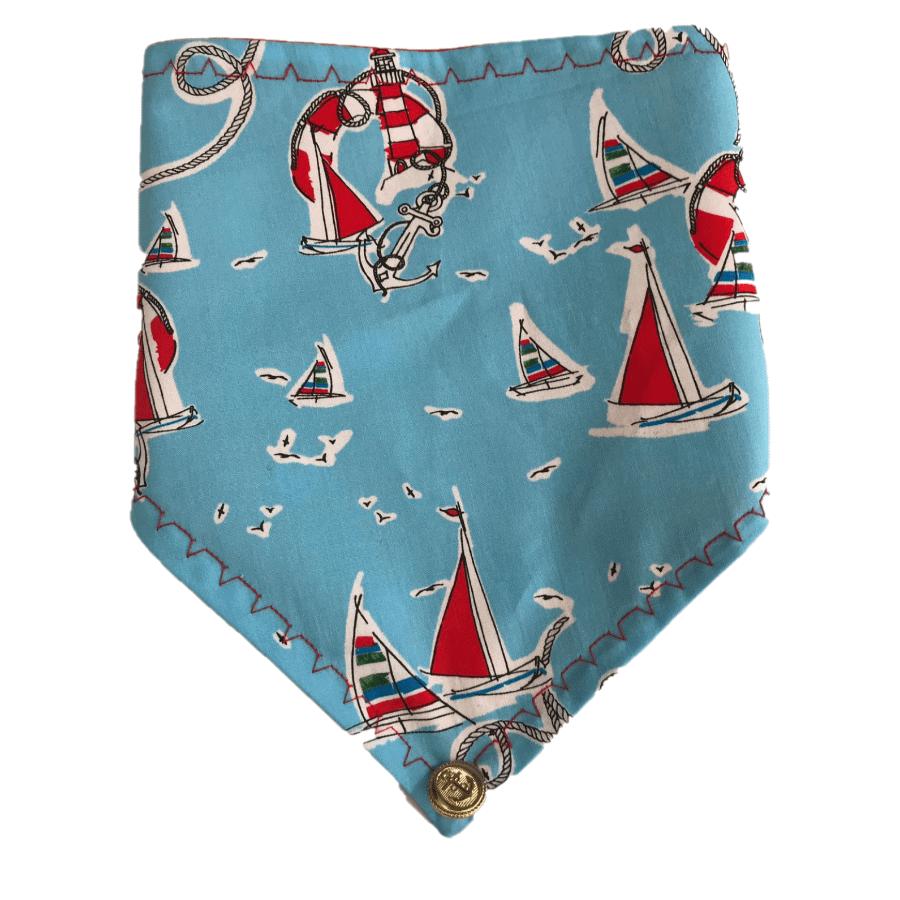 Sailing Boat Dog Bandana United Dogdom