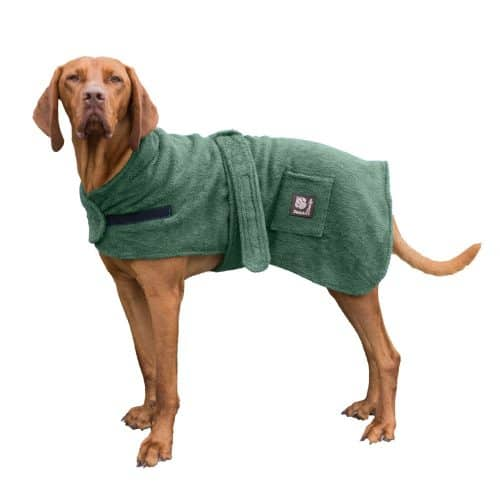 Dog Robe Drying Cooling Coat