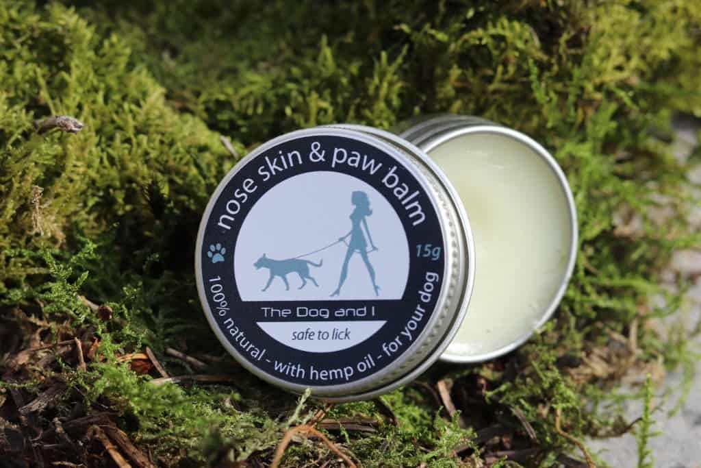 The Dog and I Dog Nose and Paw Balm