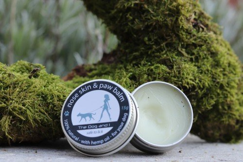 The Dog and I Dog Paw Balm