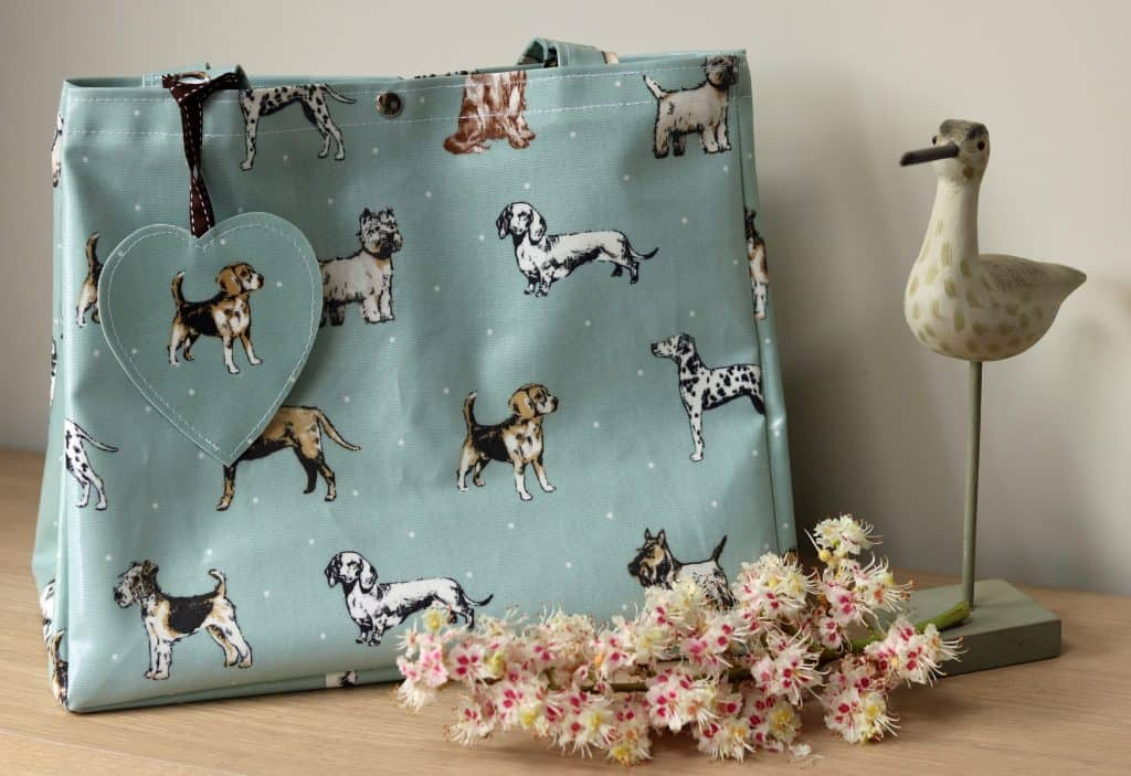The Cosy Canine Company Oilcloth Bag