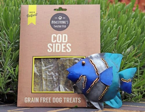 Fish Treats for Dogs
