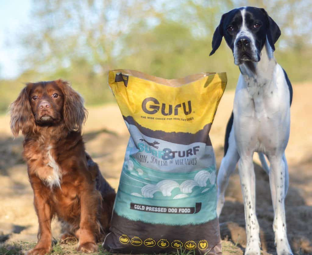 Guru Pet Food Surf and Turf