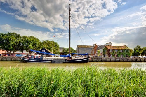 Woodfarm Barges Dog-Friendly Holidays Suffolk