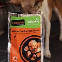 Cobbydog Optimum Chicken Cold Pressed Dog Food with TurmerAid