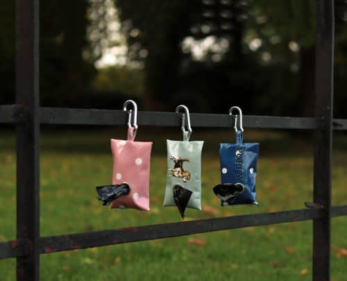 The Cosy Canine Company Dog Poop Bag Holders