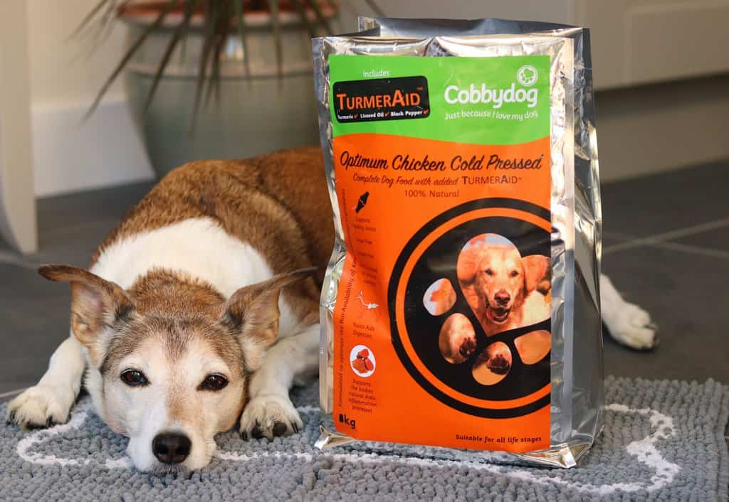 Cobbydog Cold Pressed Dog Food