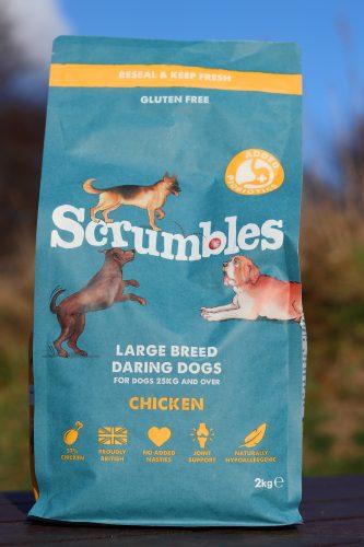 Scrumbles Dog Food
