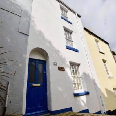 Saltys Holiday Cottage Devon