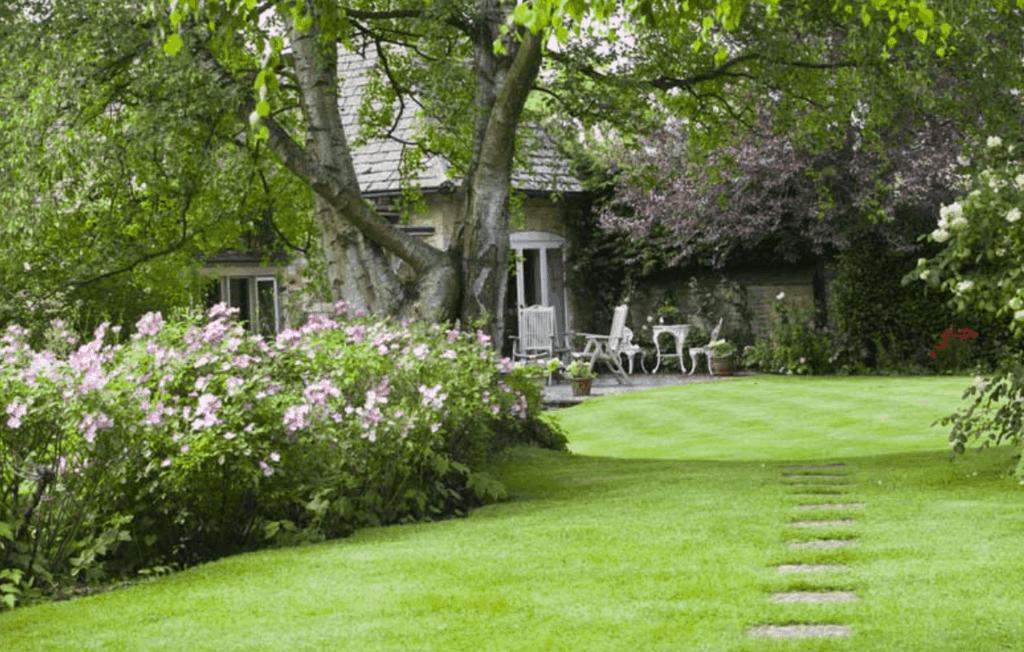 Dog Friendly Getaway Cottage Garden