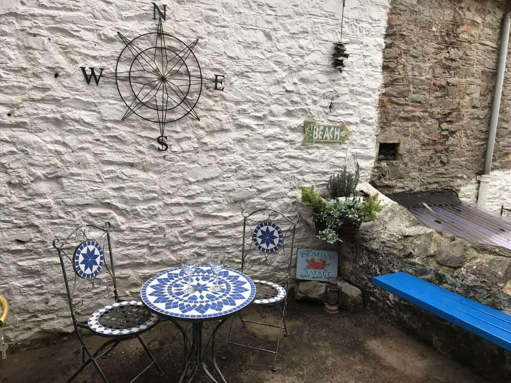 Saltys Cottage Dog Friendly Brixham Devon