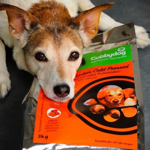 Cobby Dog Cold Pressed Dog Food