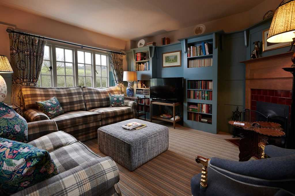 Chatsworth Estate Holiday Cottages, Moor View, Cottage