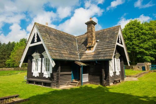 Russian Cottage, Chatsworth