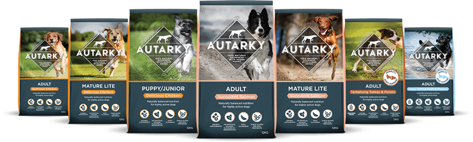 Autarky Grain Free and Hypoallergenic Dog Food