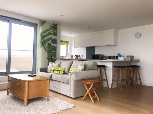 Crantock Bay Dog Friendly Holiday Apartments Cornwall
