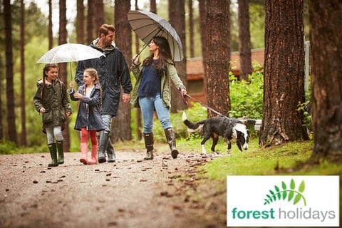 Forest Holidays Dog Friendly Thorpe Forest Norfolk