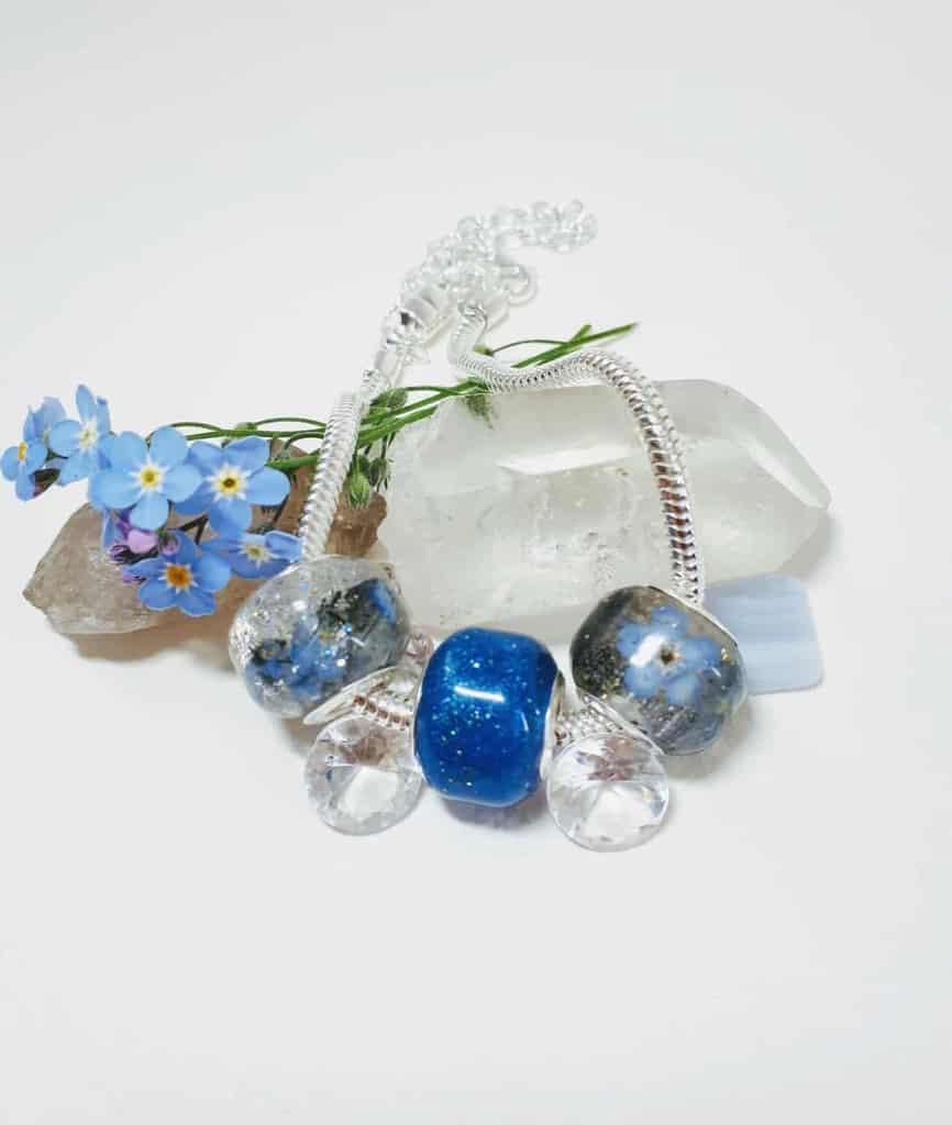 Trisha Wood Pet Memorial Beads
