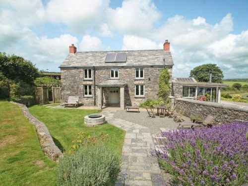 The Farmhouse Dog Friendly Camelford Cornwall Sykes Cottages