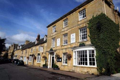 The Kings Hotel Pet Friendly Chipping Camden
