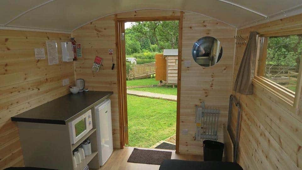 Orchard Hideaways Dog Friendly Camping Pods Redhills Penrith