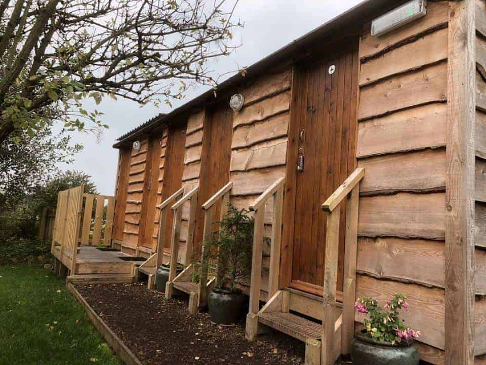 Orchard Hideaways Dog Friendly Luxury Camping Pods Penrith
