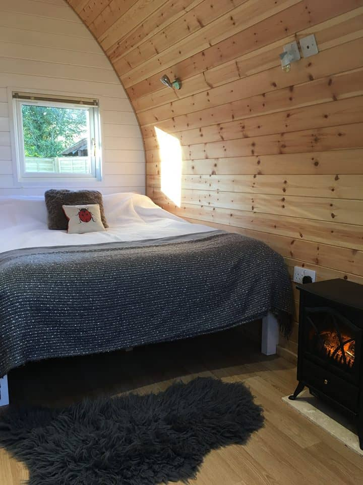 Bracken Burrows Glamping Pods Pet Friendly East Riding Yorkshire