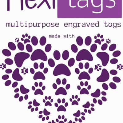 Flexitags ID Tags for Dogs