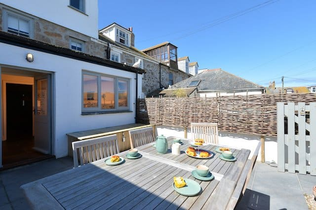 Dog Friendly Chy Widden close to beaches