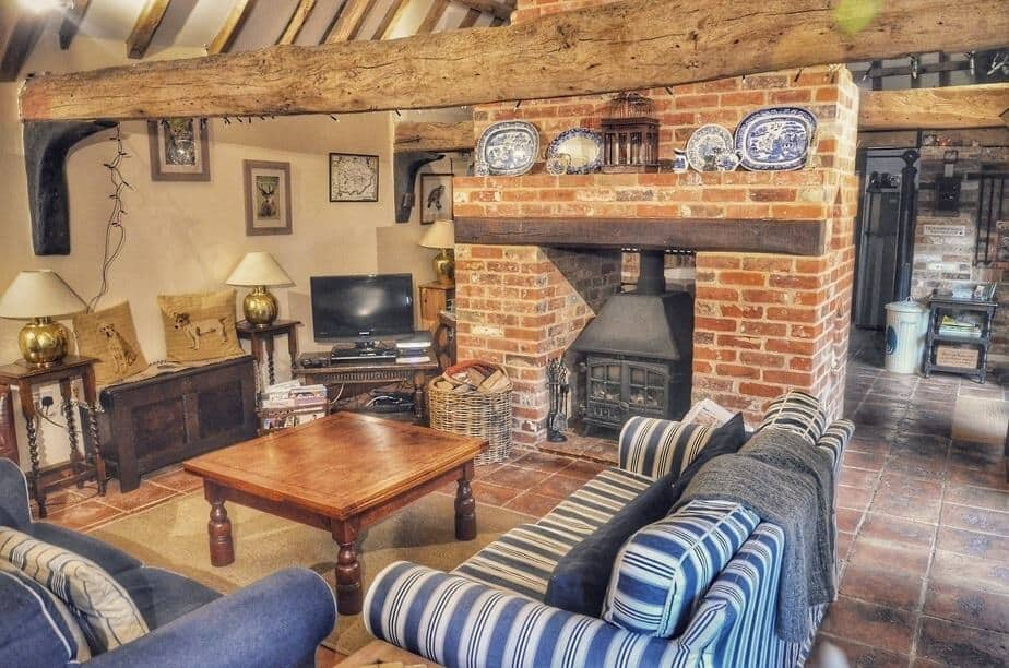 East Ruston Dog Friendly Holiday Cottage Norfolk