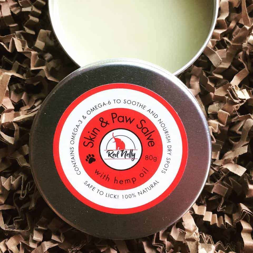 Red Nelly Paw Balm for Dogs