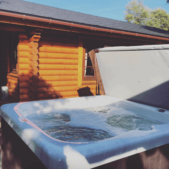 Northumberland Lodges dog friendly with hot tub.png