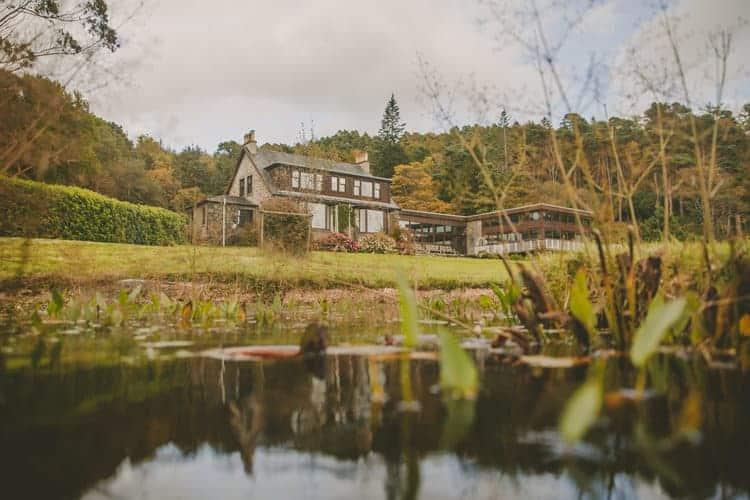 Crispie Estate Pet Friendly Accomodation Argyll