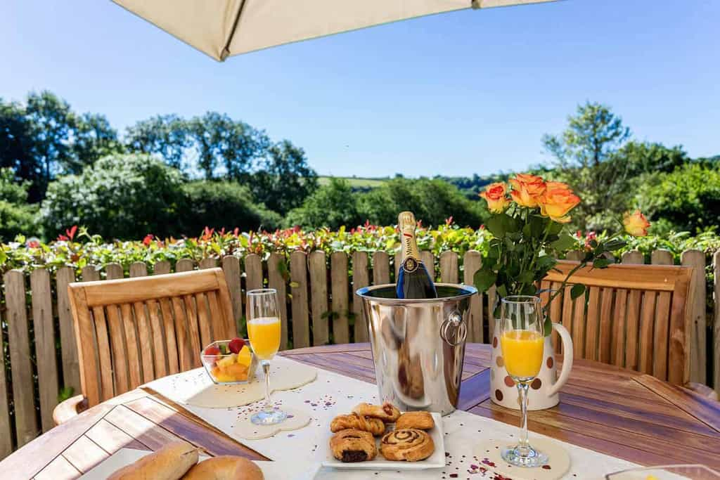 Old Lanwarnick Cottages Pet Friendly Cornwall