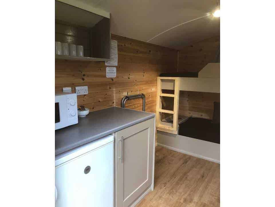 Orchard Hideaways Dog Friendly Camping Pods Penrith