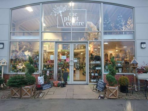 The Plant Centre Dog Friendly Bromfield Ludlow