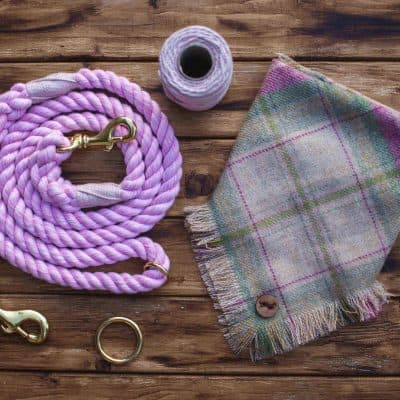 Lunas Loft Rope Leads for Dogs